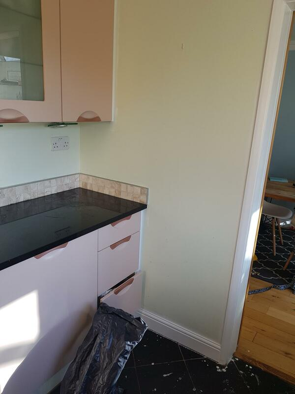 Kitchen Wall and Floor Tiling in Derby